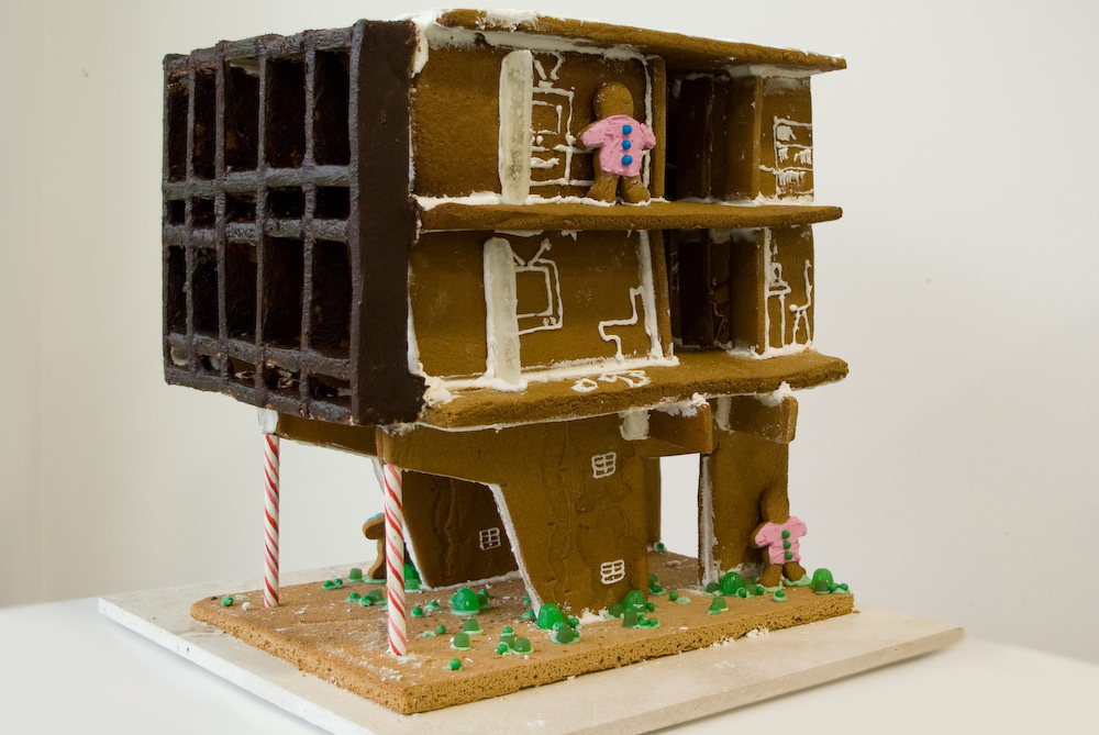 Gingerbread Houses, Vancouver Style – Loud Murmurs - ^