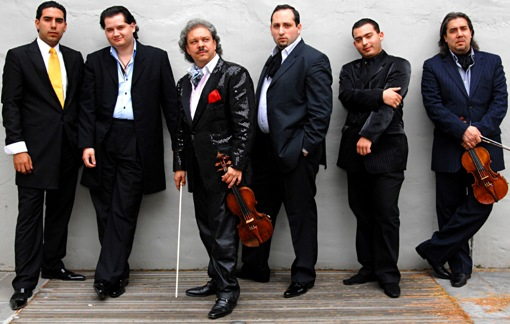 The Roby Lakatos Ensemble